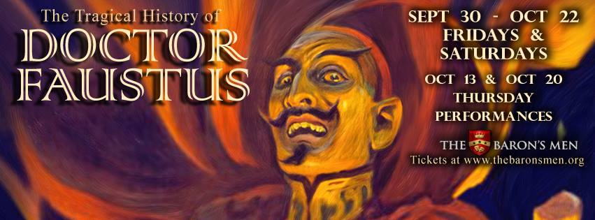 the tragical history of dr faustus Free essay: the tragical history of doctor faustus, which followed in the wake of tamburlaine, is acclaimed by all as marlowe's best play in which the leaven.