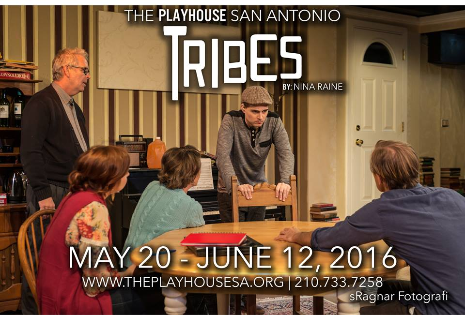 Tribes by Playhouse San Antonio
