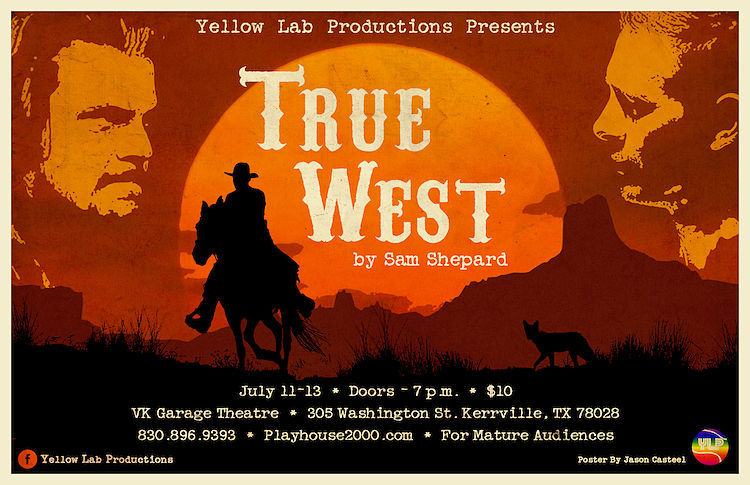 True West by Yellow Lab Productions