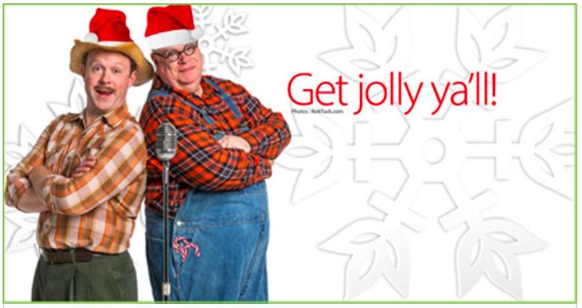 A Tuna Christmas.A Tuna Christmas Ctx Live Theatre