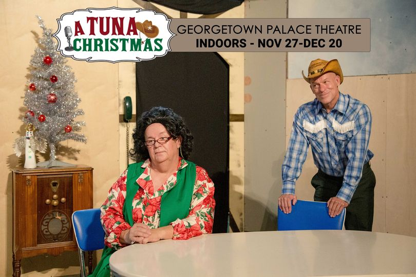 A Tuna Christmas by Georgetown Palace Theatre