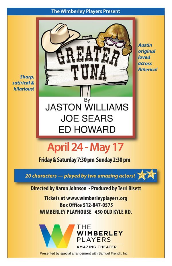 Greater Tuna by Wimberley Players