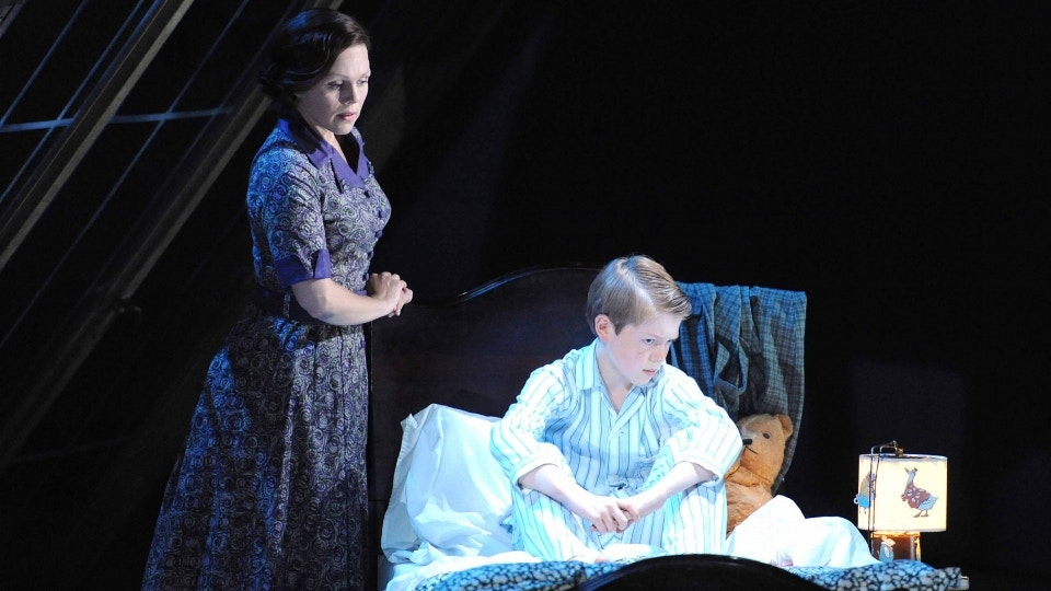 The Turn of the Screw (opera) | CTX Live Theatre