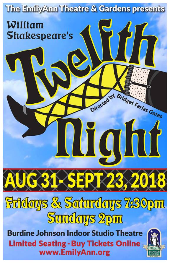 Twelfth Night by Emily Ann Theatre