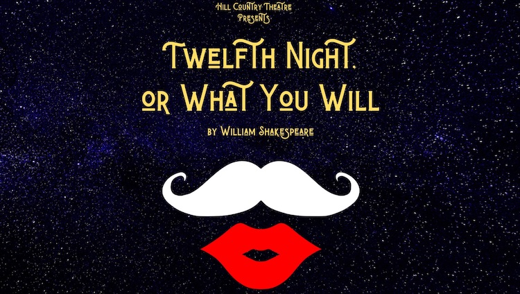 Twelfth Night by Hill Country Theatre (HCT)