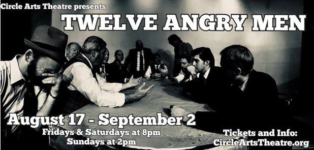 Twelve Angry Men by Circle Arts Theatre