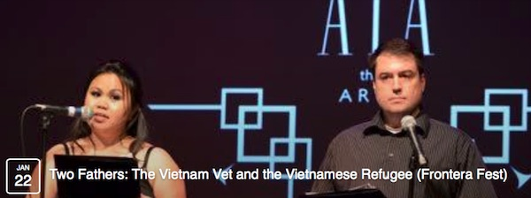 Two Fathers: The Vietnam Vet and the Vietnamese Refugee by FronteraFest