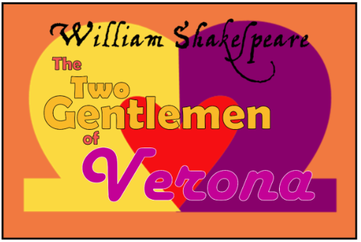 Auditions for Two Gentlemen of Verona, by Playhouse 2000