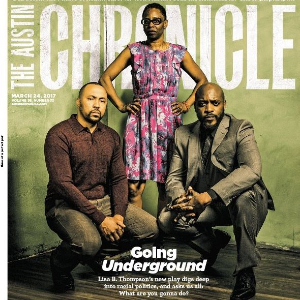 (cover of Austin Chronicle)