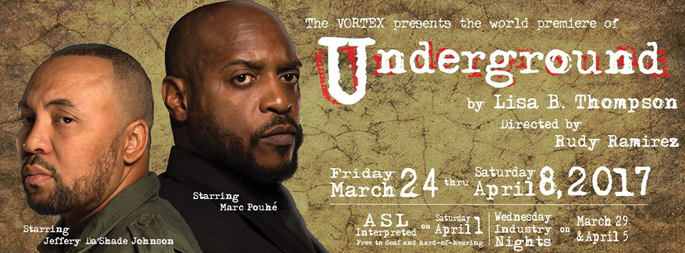 Underground by Vortex Repertory Theatre