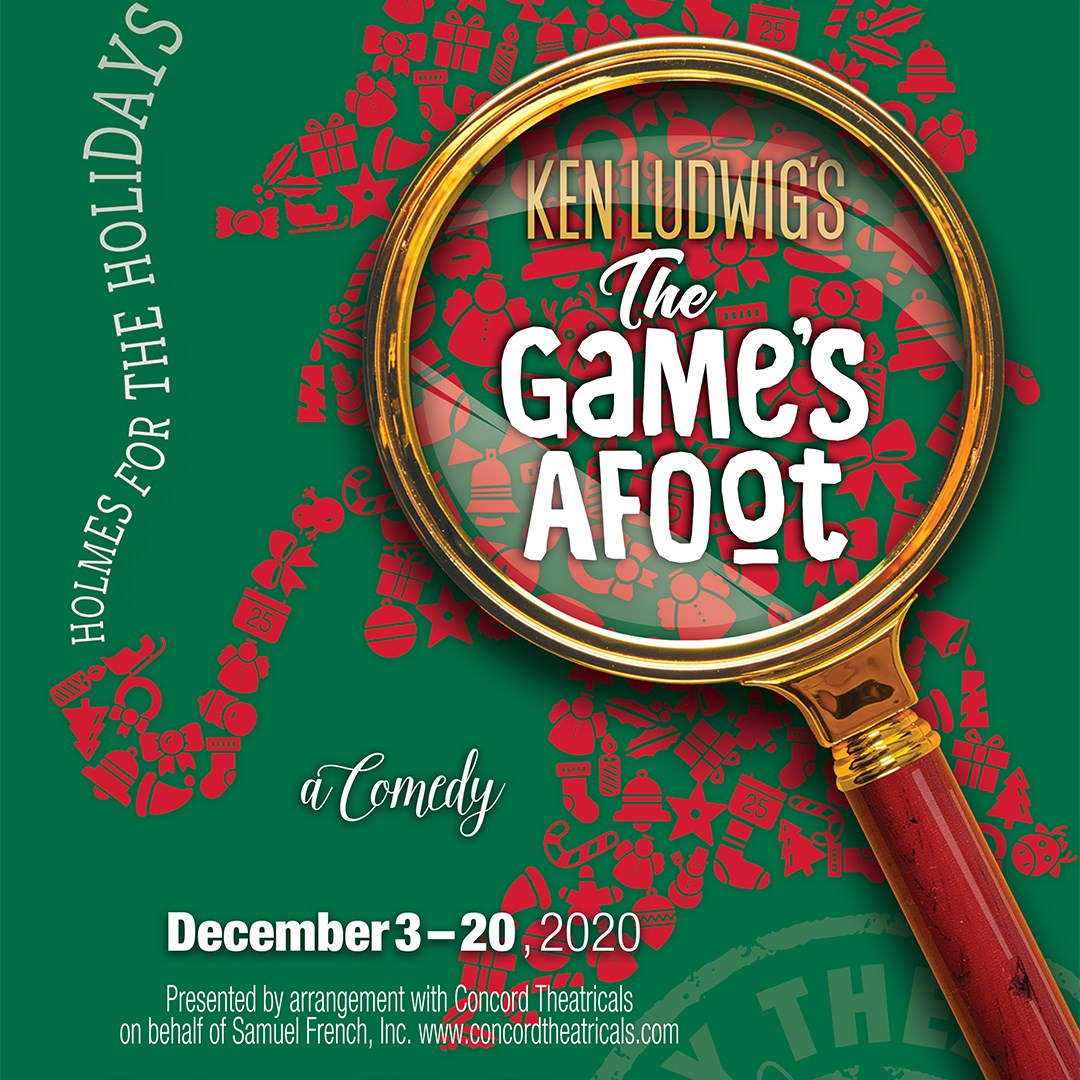 The Game's Afoot by Unity Theatre