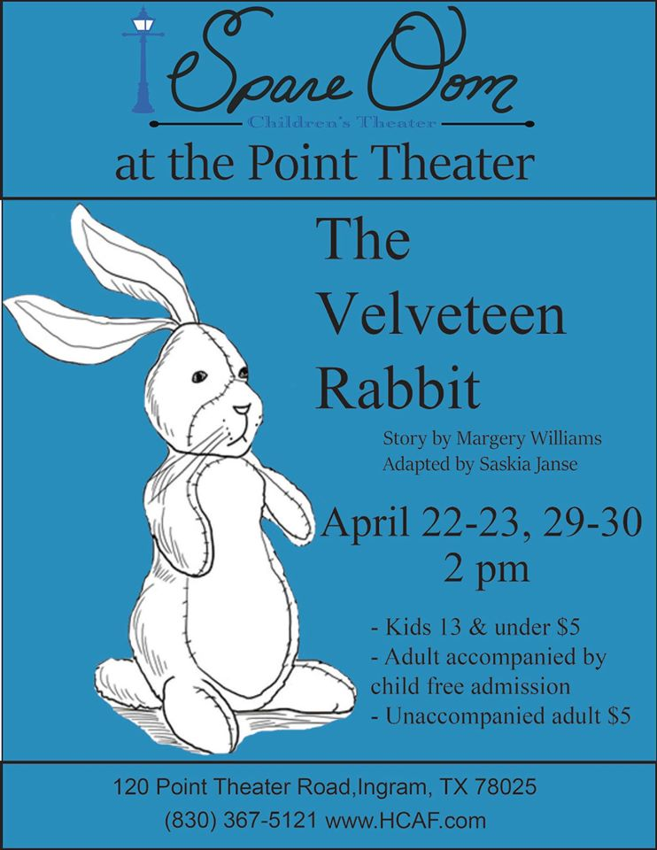 The Velveteen Rabbit by Hill Country Arts Foundation