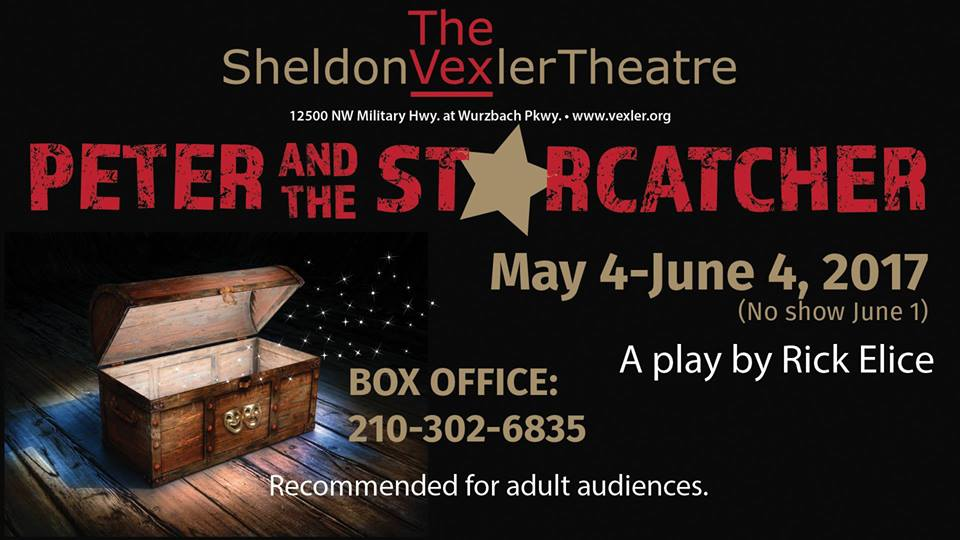 Peter and the Starcatcher by Vexler Theatre