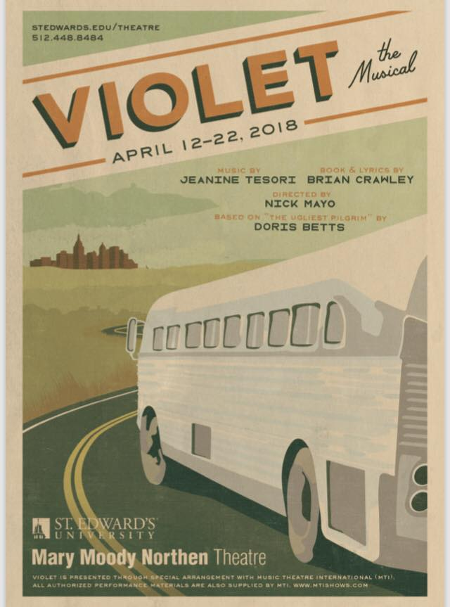 Violet by Mary Moody Northen Theatre