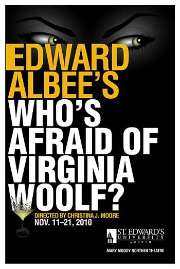 Who's Afraid of Virginia Woolf? by Mary Moody Northen Theatre