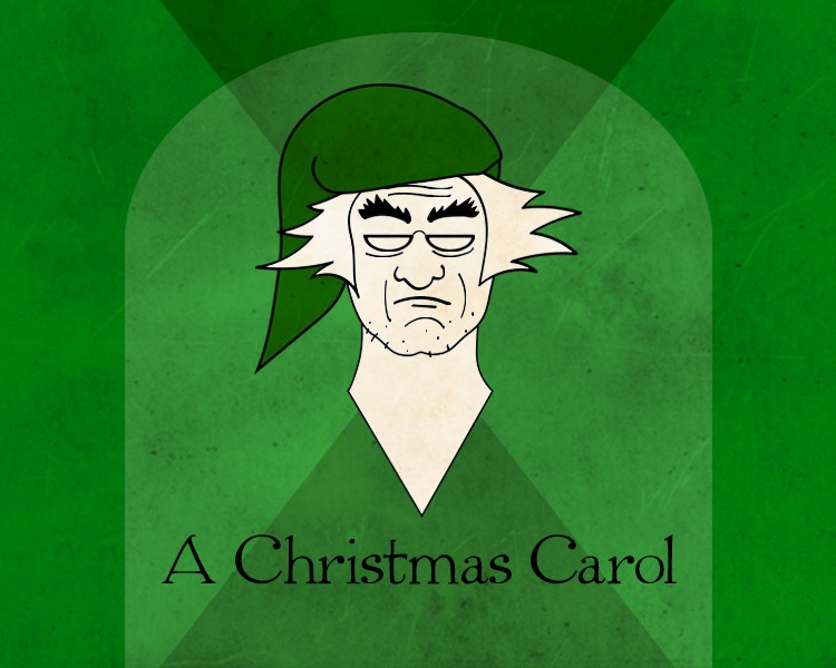 A Christmas Carol by Vive Les Arts (VLA) Theatre