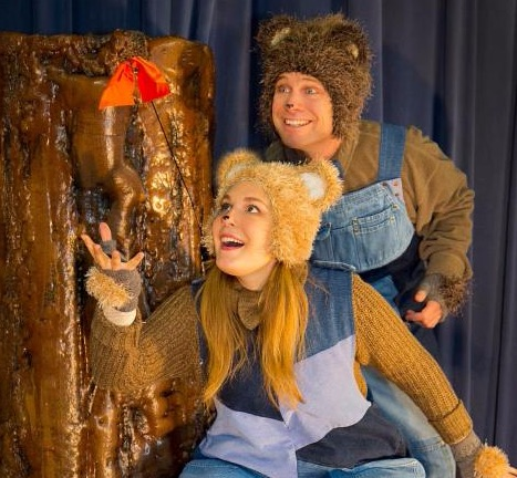 Wake Up, Brother Bear by Magik Theatre