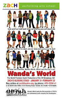 Wanda's World by Zach Theatre