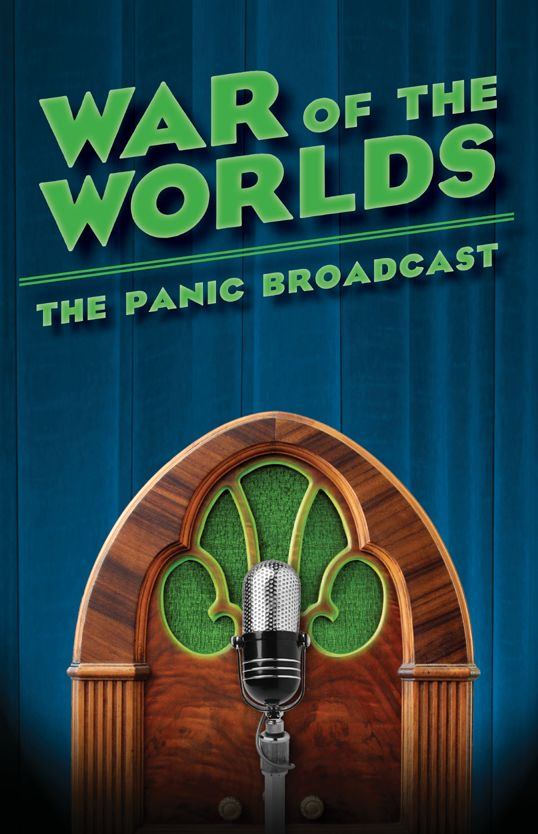 Zoom/Video Auditions for The War of the Worlds: A Panic Broadcast, by Wimberley Players
