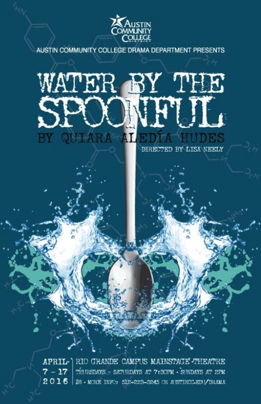 water by the spoonful Part of the university of pittsburgh's school of arts and sciences, the department of theatre arts (founded in 1982) offers ba, ma, mfa, and phd degrees in theatre arts.