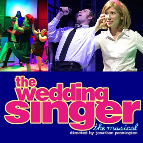 The Wedding Singer by Roxie Theatre Company