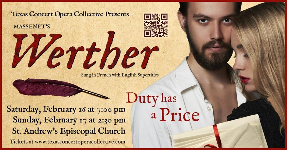 Werther by Texas Concert Opera Collective (TCOC)