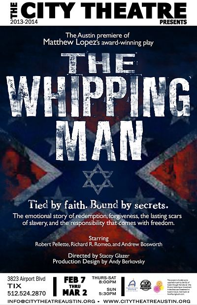 The Whipping Man by City Theatre Company