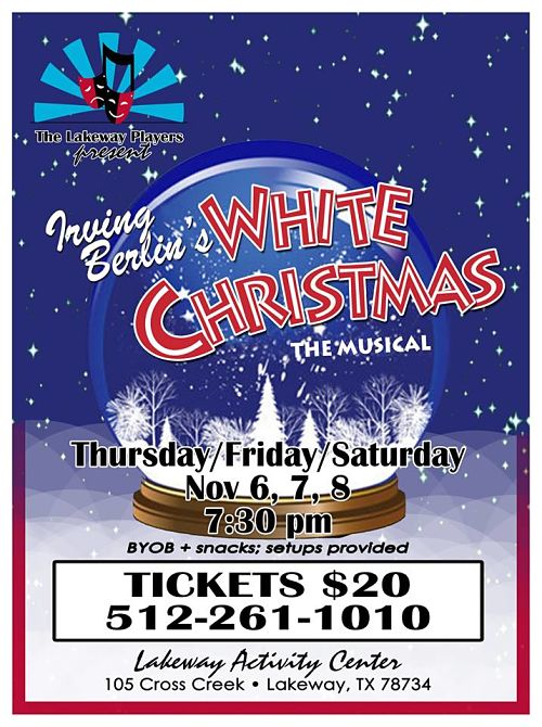 White Christmas by Lakeway Players