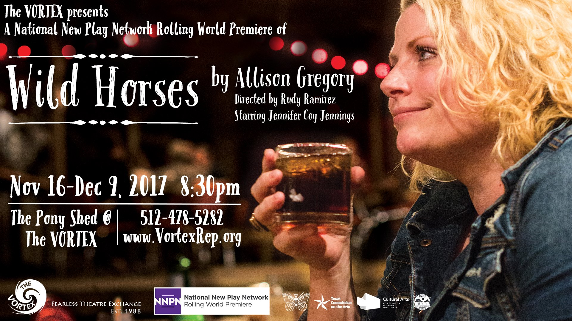 Wild Horses by Vortex Repertory Theatre