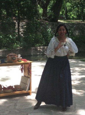 Auditions for Witte Museum interactive presentations