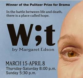 Wit by City Theatre Company