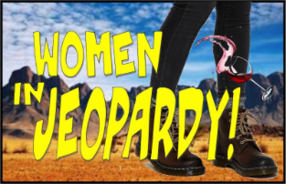 Women in Jeopardy by Playhouse 2000