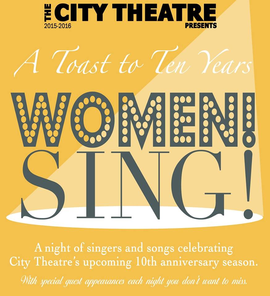 Women Sing! to Celebrate 10 years of City Theatre, Austin by City Theatre Company