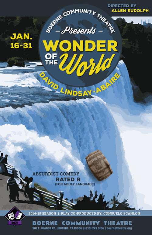 Wonder of the World by Boerne Community Theatre