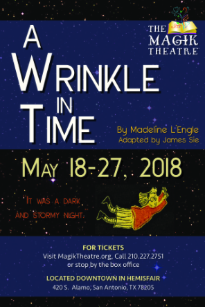 A Wrinkle in Time by Magik Theatre