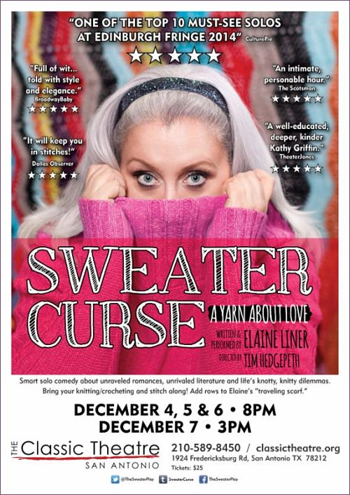 Sweater Curse by Classic Theatre of San Antonio