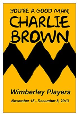 You're A Good Man, Charlie Brown by Wimberley Players