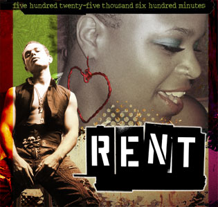 Rent by Zach Theatre