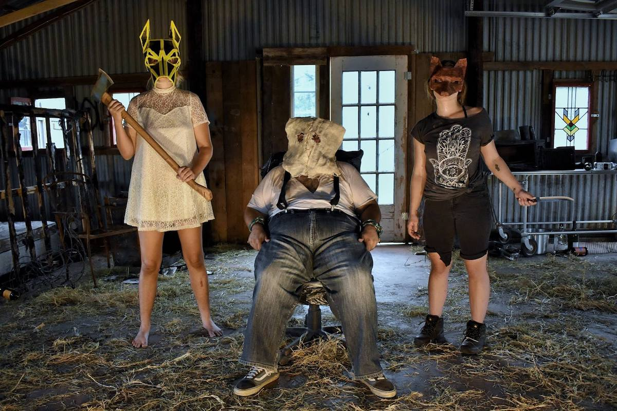 Review: Black Dog by Bottle Alley Theatre Company