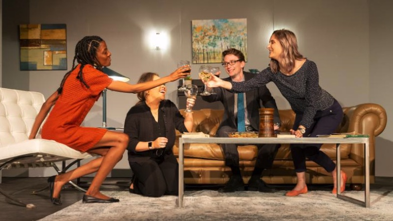 Review: The Book Club Play by Different Stages