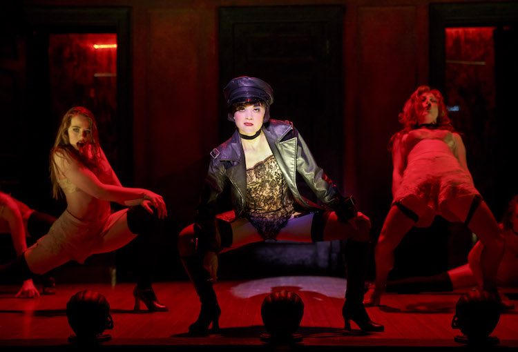 Cabaret by touring company