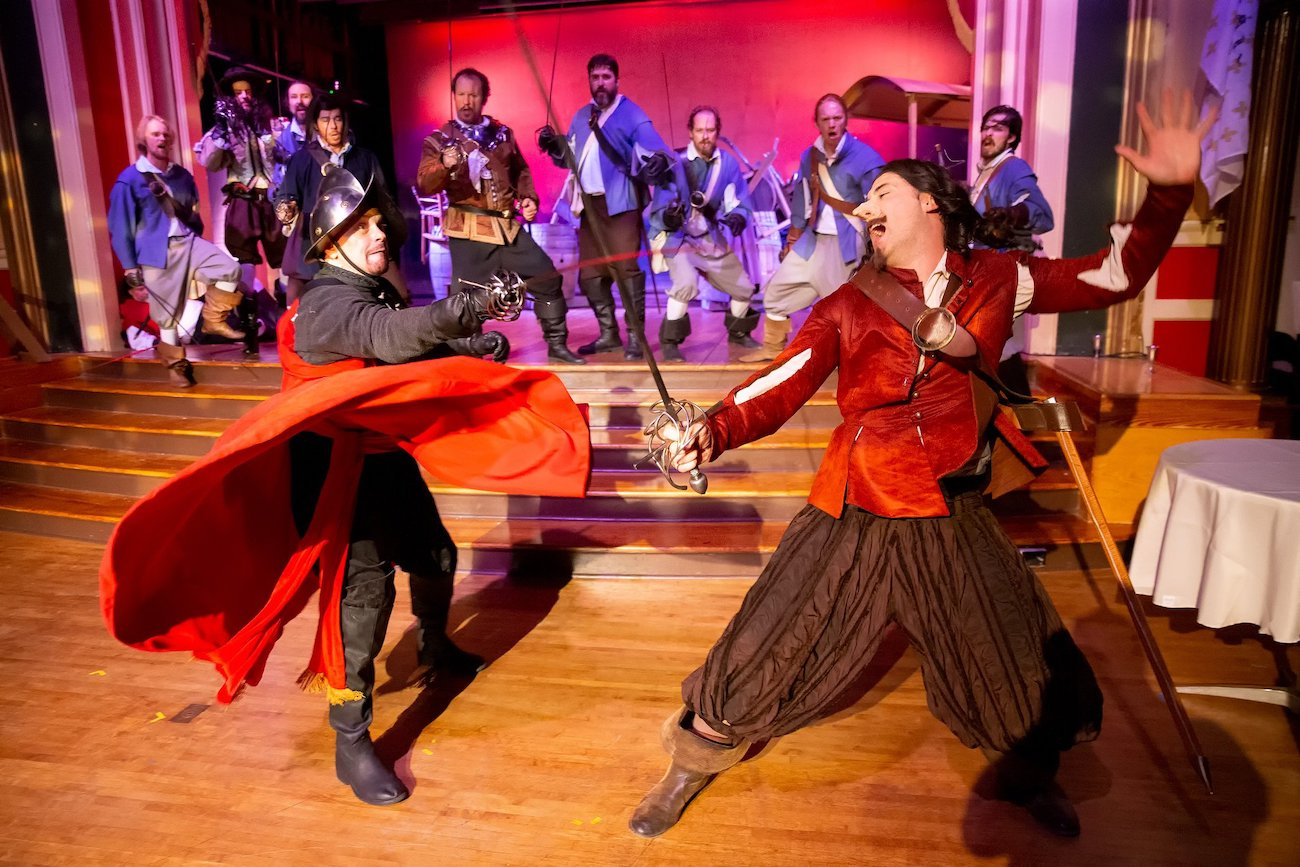 Reviews for The Archive Theater Company Performances | CTX