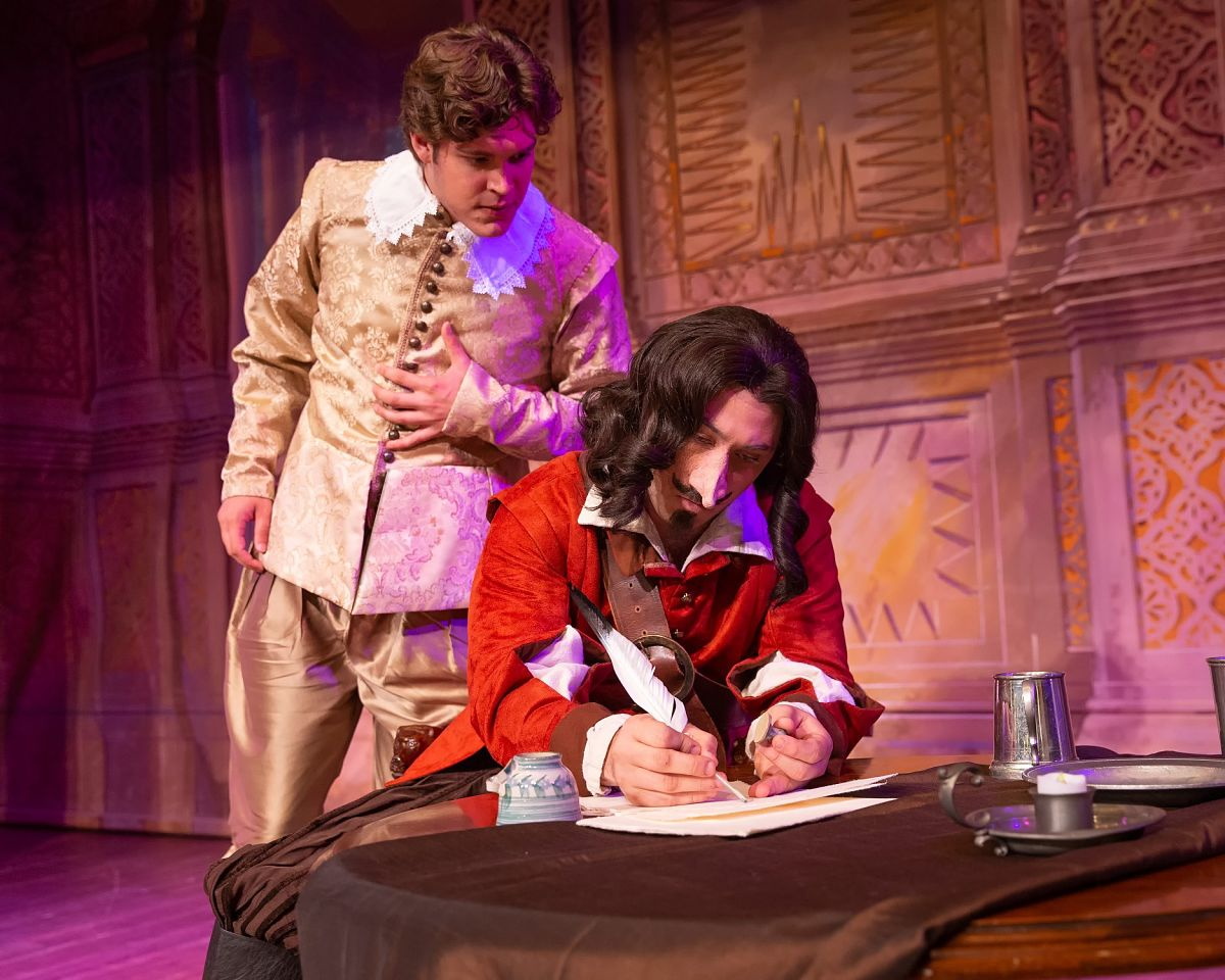 CYRANO DE BERGERAC: Cast Photos by Steve Rogers, Costumes by