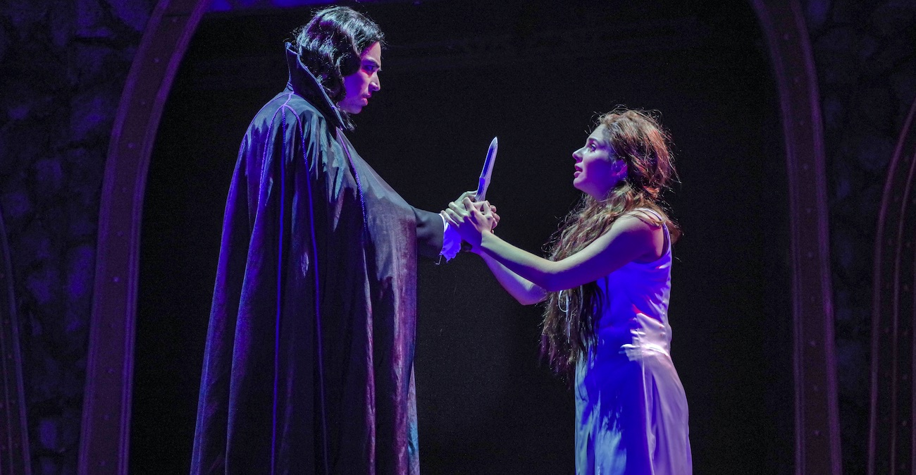 Review #1 of 2: Dracula (adapted by Dietz) by Zach Theatre