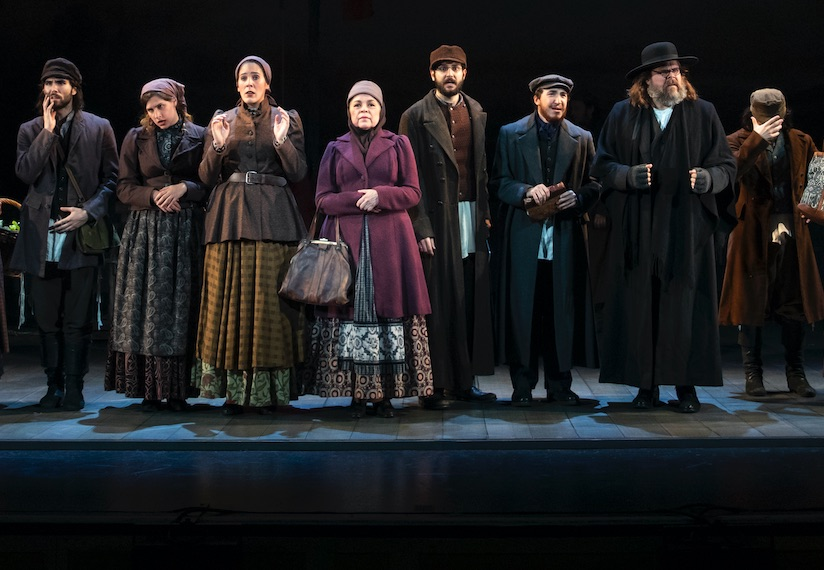 Review #1 of 2: FIDDLER ON THE ROOF by touring company, Bass Concert Hall, April 2 - 7, 2019