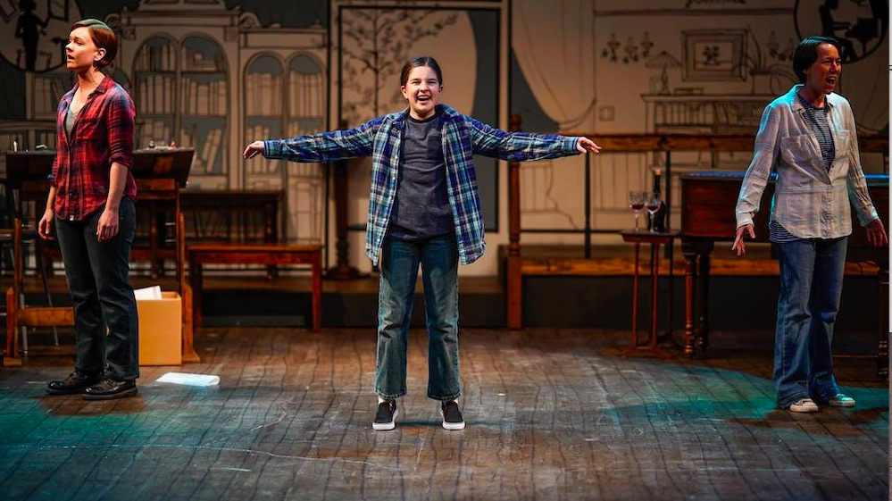 Review: Fun Home by Ground Floor Theatre