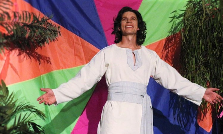 Review: Joseph and the Amazing Technicolor Dreamcoat by Woodlawn Theatre