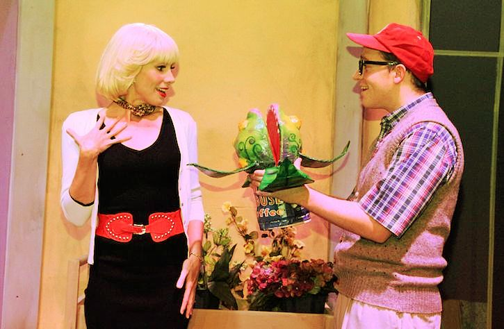 Review: Little Shop of Horrors by Woodlawn Theatre   CTX