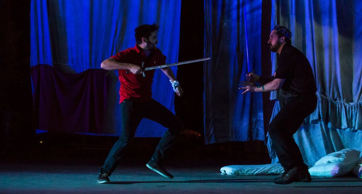 Review: Macbeth by Something for Nothing Theatre