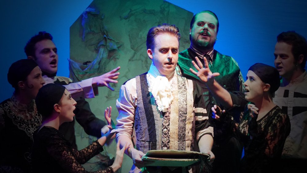 Review: Nevermore, The Imaginary Life and Mysterious Death of Edgar Allan Poe by Penfold Theatre Company